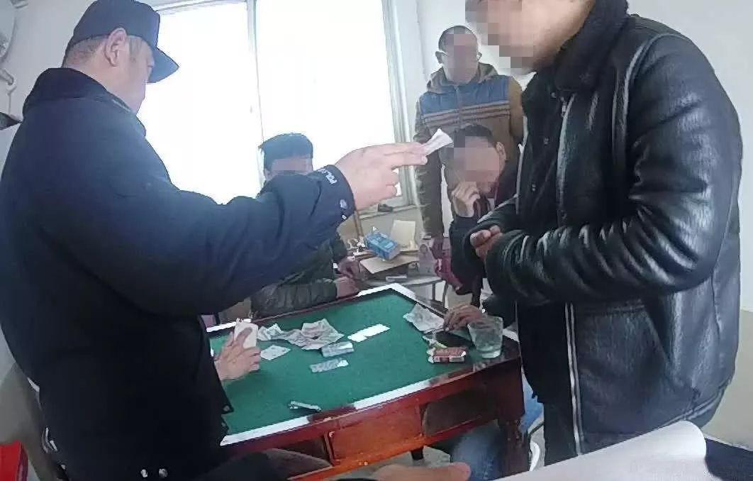 许昌警方成功抓获赌博人员28人 !刑事拘留9人,行政拘留12人!