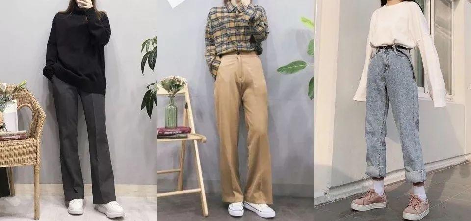 肉肉腿女孩必看!时髦宽裤3种穿搭,让你轻松拥有神级好比例