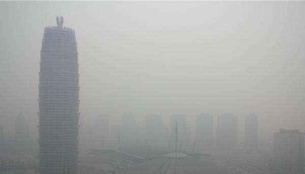 这4个项目严重扬尘污染,被郑州市控尘办约谈!