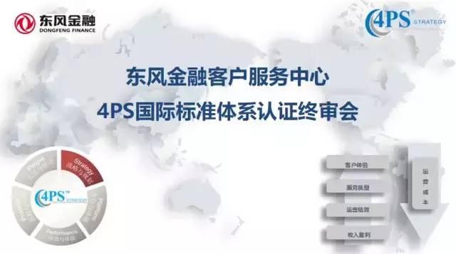 4PS认证单位:2020年《东风金融 与您同行》宣传片首发