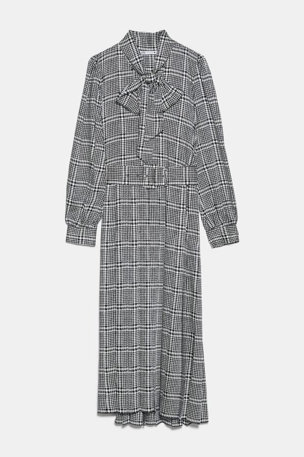 凯特王妃150元连身裙又售罄,千鸟格图案解码,为何本季那么流行