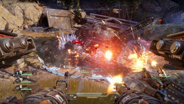 科幻FPS游戲《崩解》B測開放注冊B測版PC配置公開