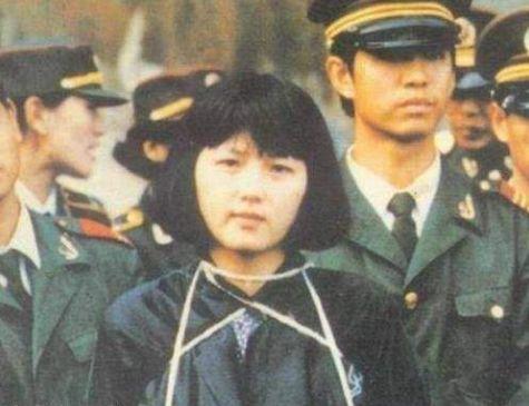 原创            中国最小女死刑犯,枪决时仅20岁,死前提出一个特殊要求