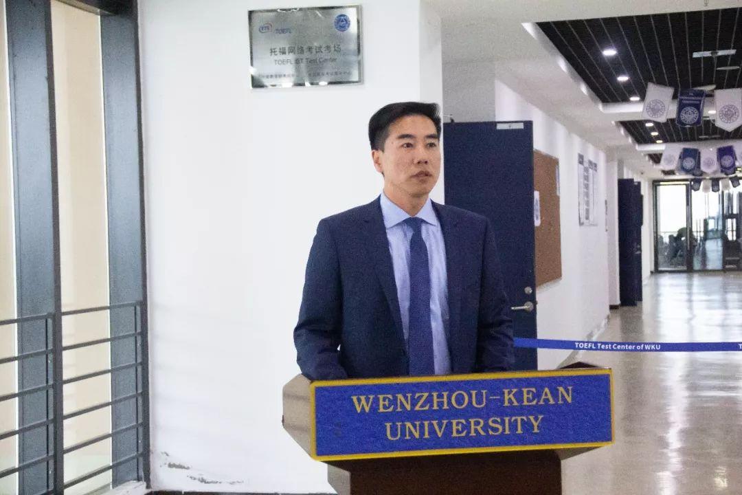 <b>浙南唯一一個GRE考點在溫州肯恩大學揭牌 3月29日將舉行首場GRE考試!</b>