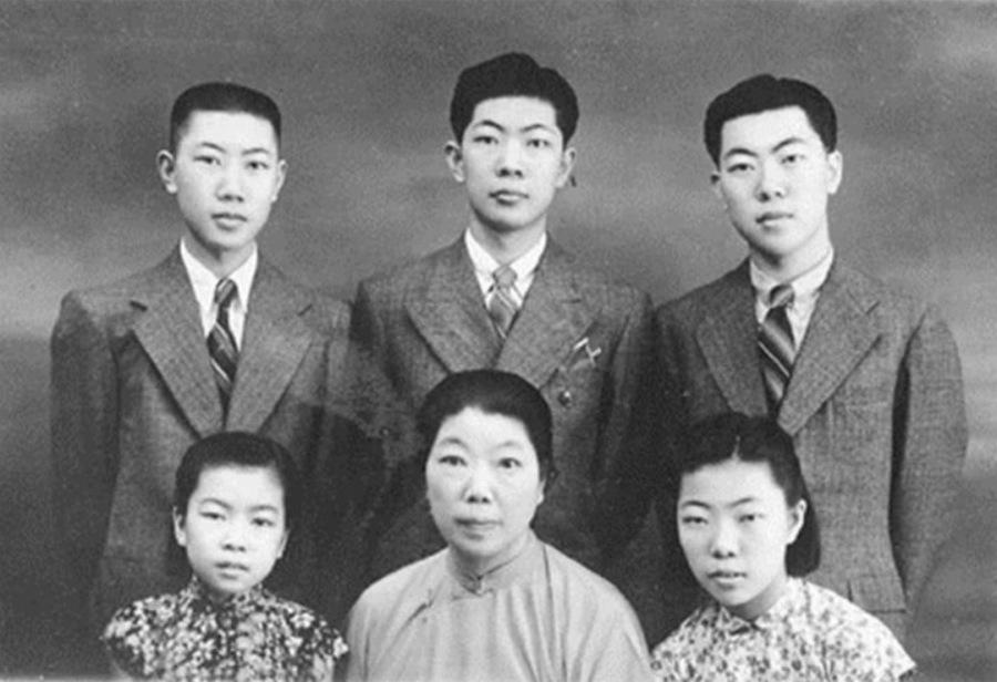 【宋霭龄四个儿女都不省心,次女一辈子扮男人,长子硬娶四十岁妇女】