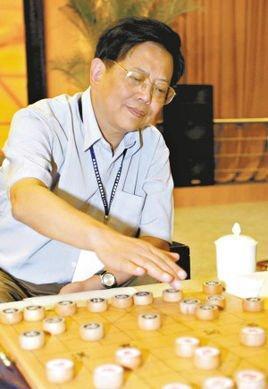 新中国象棋历史第一人