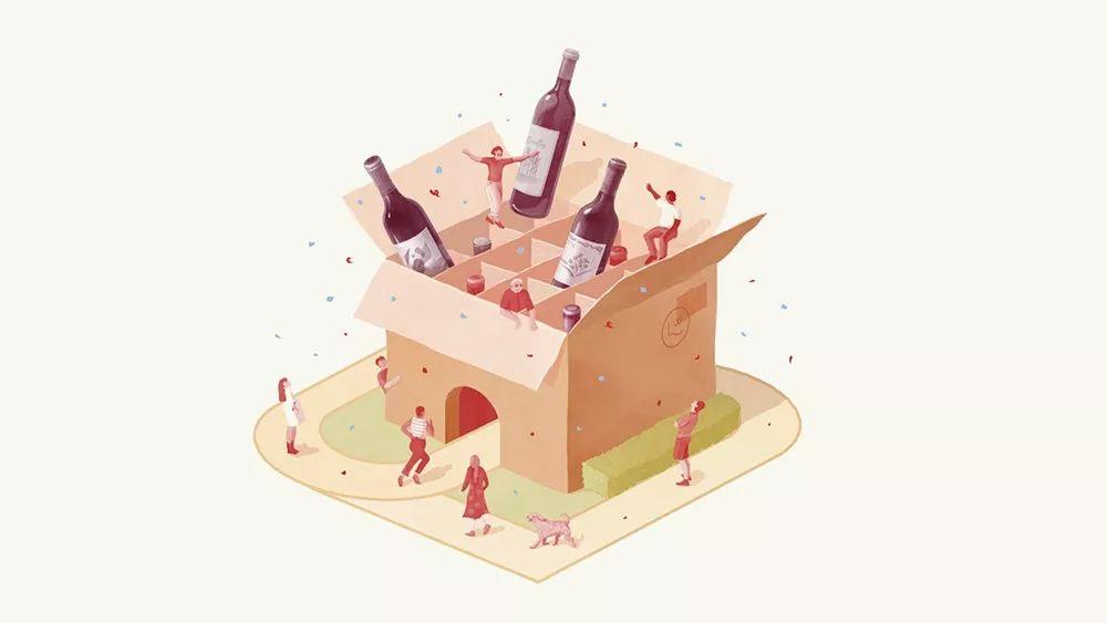 英国葡萄酒Laithwaites品牌形象升级