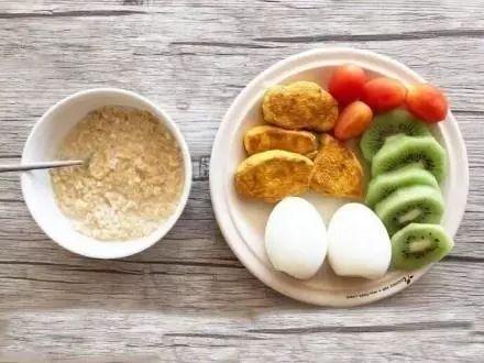 周不重样的减脂餐 每天早上起来 光看着都很舒服啊