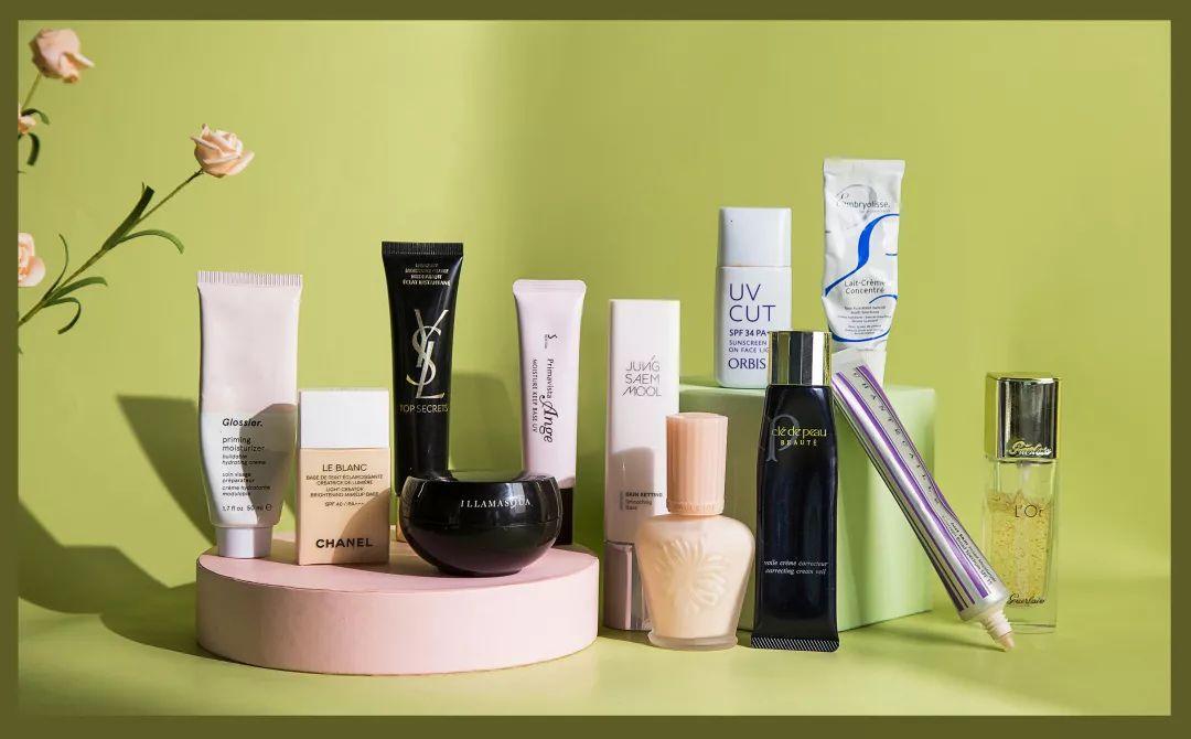 【滚动】12支妆前乳测评|不同肤质这样挑才对!