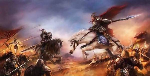 原创            三国中许褚力大无比,为何独惧赵云,不怕张飞,只因这件事