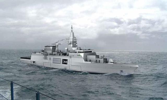 德国海军确定,建造4艘9000吨多用途舰艇,打造远洋梦想?_德国新闻_德国中文网