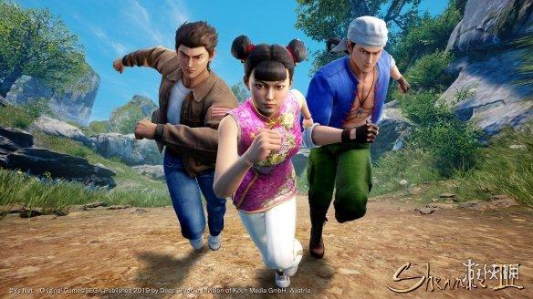 《莎木3》首個DLC即將推出 玩家可操控更多角色