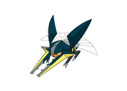 《宝可梦》图鉴738:被很多玩家以为速度很高的精灵——锹农炮虫