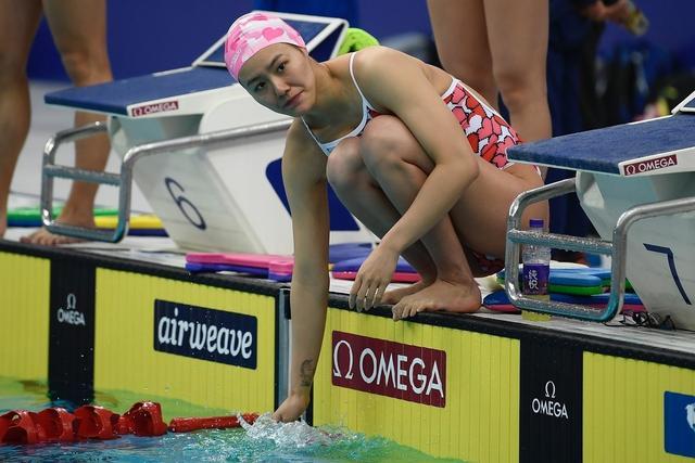 刘湘击败奥运冠军,世界排名升至第一,游泳女神知名度直逼孙杨