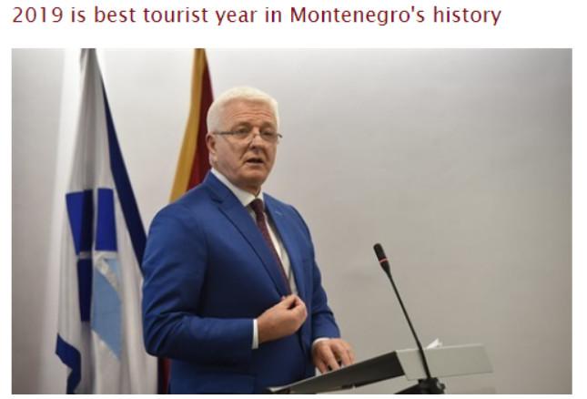 世贸通欧洲移民:黑山2019年旅游业数据创新高