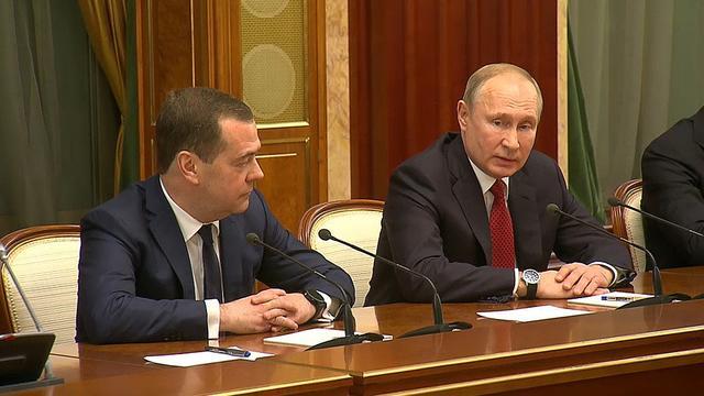 俄罗斯政治大地震:普京制定了他离开克里姆林宫的路线图