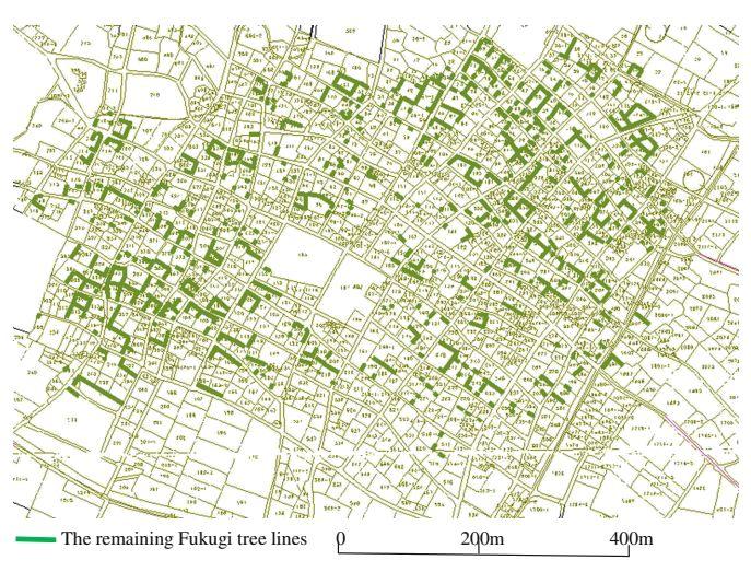日本建筑cad平面图