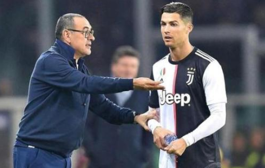 萨里:要帮C罗拿到第6个金球 被梅西超越