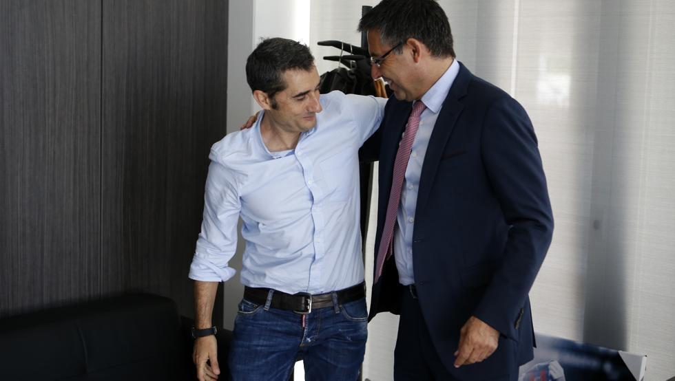曝巴尔韦德未索要巨额赔偿 夺西甲欧冠他还有奖金