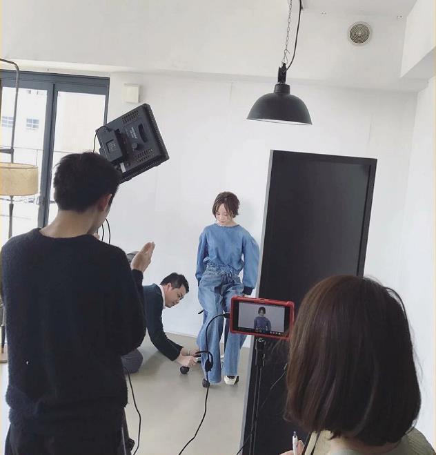年近40却成日本抢手的模特,身高145靠搭配也能穿出2米大长腿!