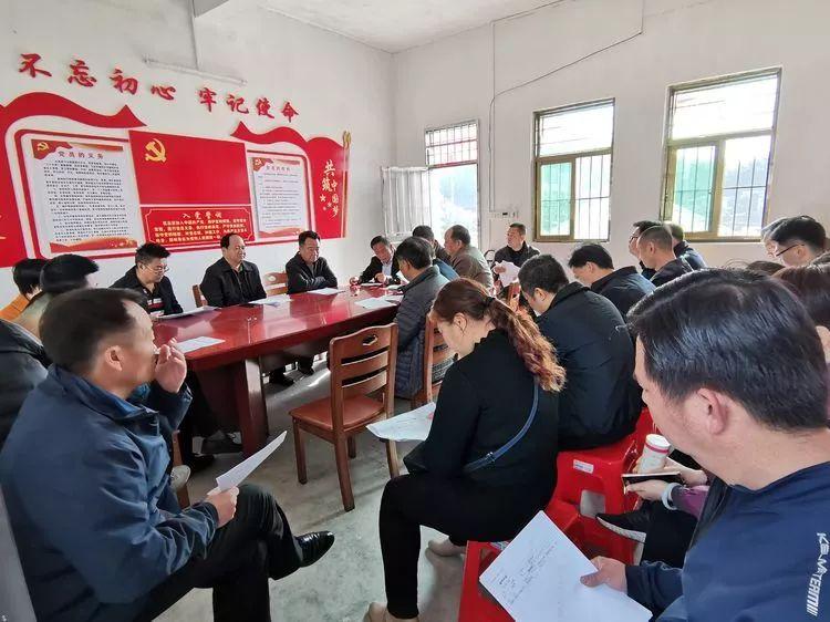 梅州市交通运输局到罗基村开展2020年春节慰问活动