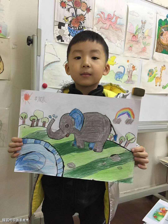 通州儿童画室