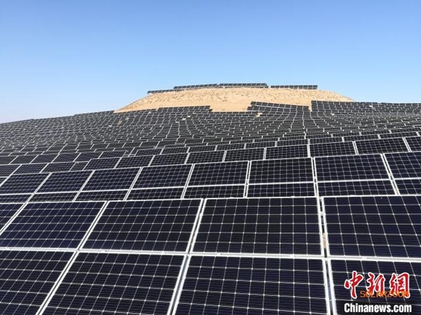 good全球首套规模化太阳燃料合成示范项目试车成