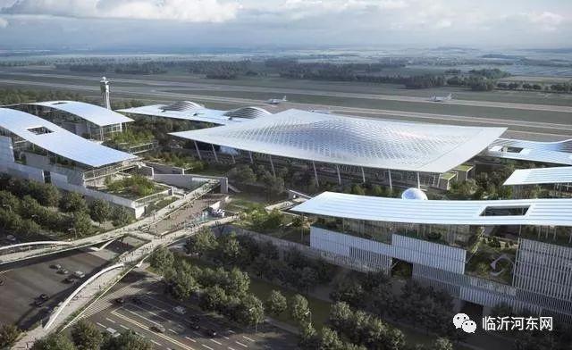 临沂启阳机场未来这样建,效果图曝光!