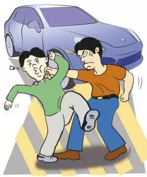 酒后脚踢出租车拳打司机,福安男
