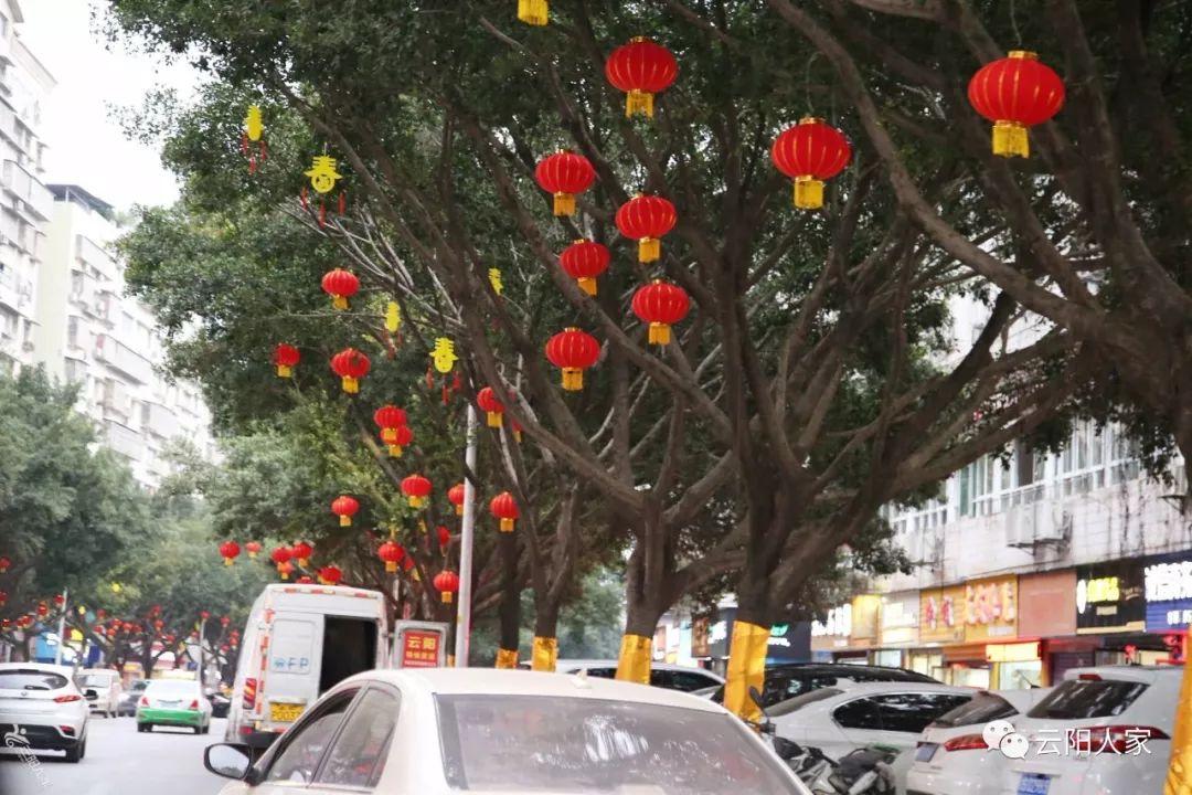 """美""""炸""""的云阳春节灯饰,特色景观抢先看!"""