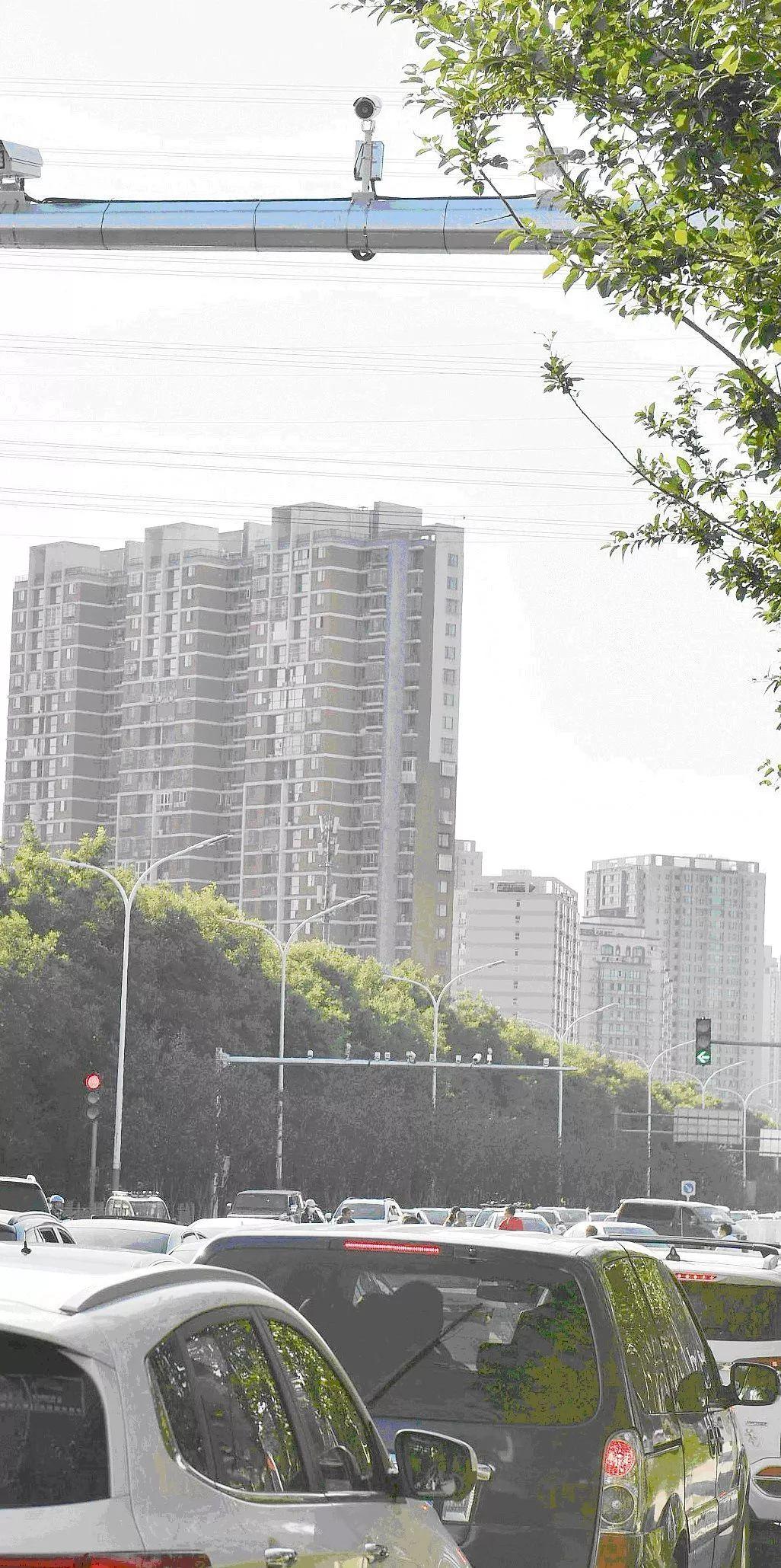 这下不堵车了!今年副中心240个路口信号灯将优化升级!