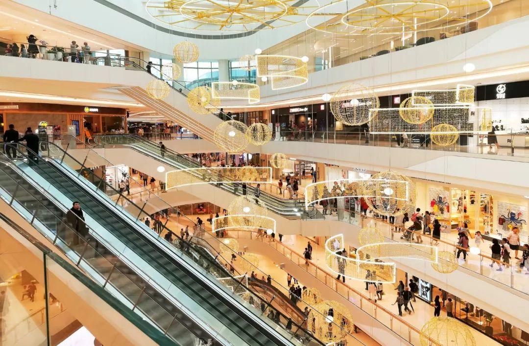 2020年20个超能打的新Mall,个个实力强悍!