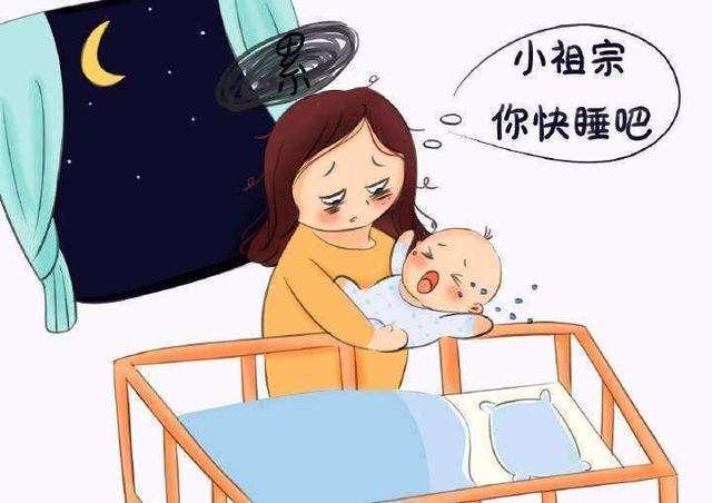心聚心:寶寶夜醒頻繁?媽媽應該注意些什么?