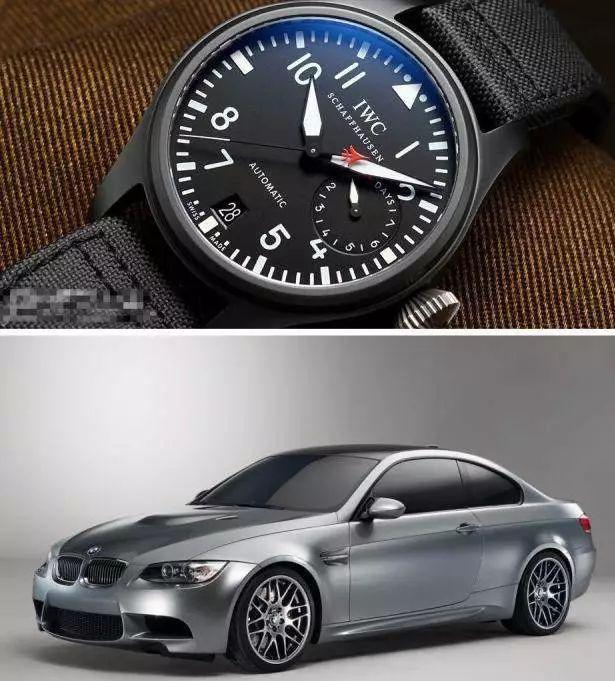 豪车怎么搭配手表?盘点开超跑应该戴什么手表!