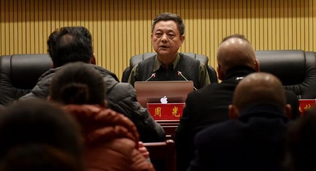 全国著名戏剧家周光先生到大竹播撒戏剧文学种子