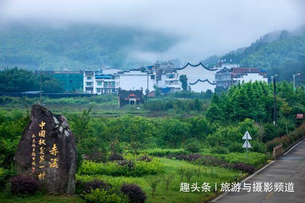 """天下独一的""""八卦村"""":根据风水教建制旅客随意出来会迷路"""