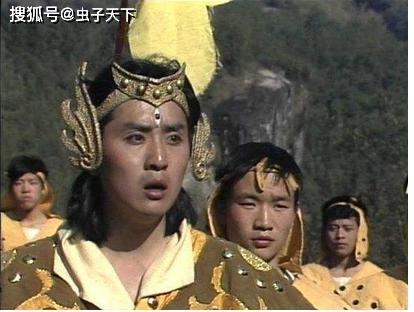 """为躲避""""痘神""""攻击,杨戬违反军令私自出营,姜子"""