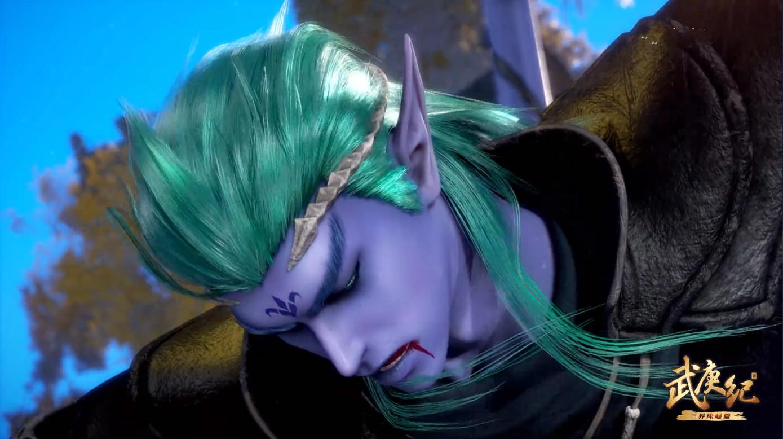 武庚纪 神眼有多强 当看清他秒杀冥族元帅,全程竟然只用了一招