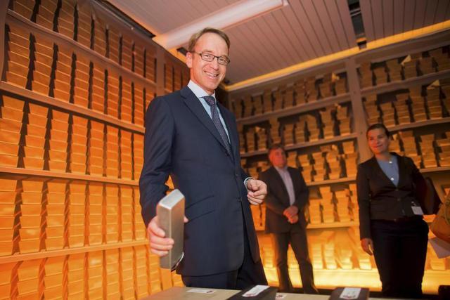 德国复查存在美联储的黄金被拒绝后,中国再次打破沉默发出新信号_德国新闻_德国中文网