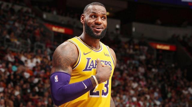 原创             詹姆斯明天超越米勒,成征战NBA时间最长第十人