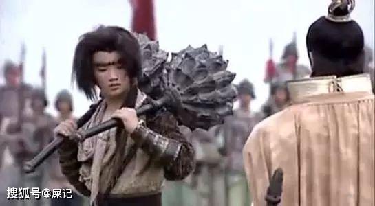 隋唐演义中最猛的几位名将 正在汗青上居然没有存正在是真拟进来的人物