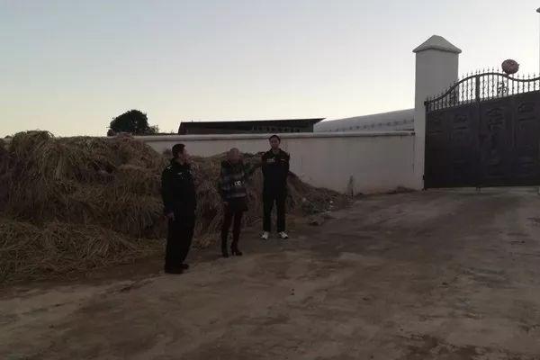 十街养殖场老板排放污染物被行政拘留