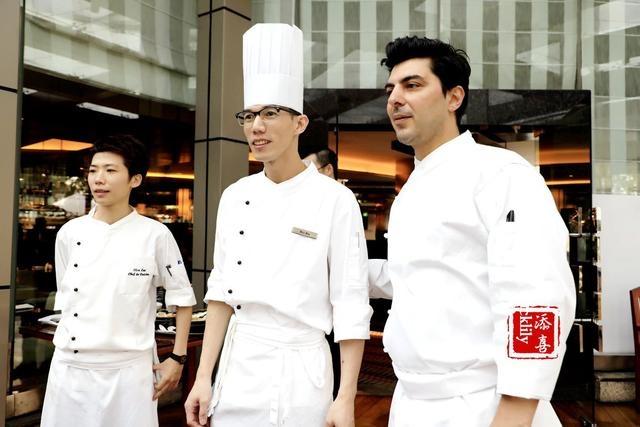 杭州君悦酒店咖啡厅壹周年庆