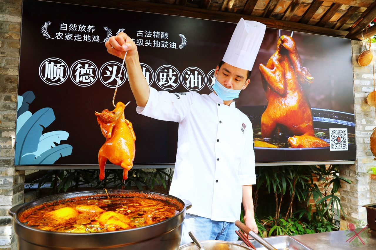 《广东顺德美食攻略,吃遍顺德鱼生、姜撞奶等老字号》