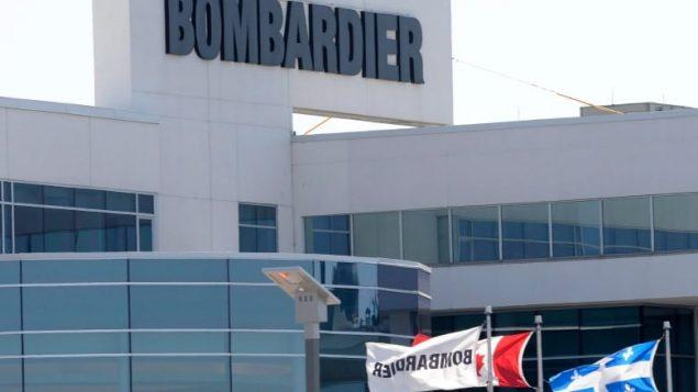 Canadian transportation manufacturing giant Bombardier stock plunges