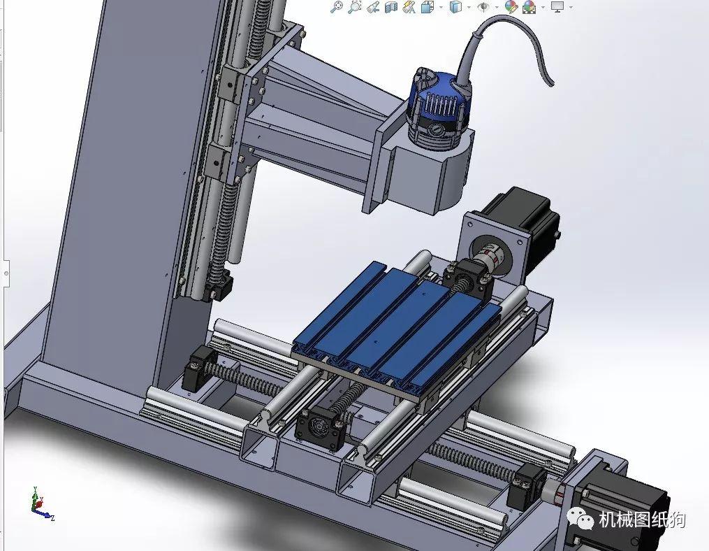 数控车g92编程滚花实例