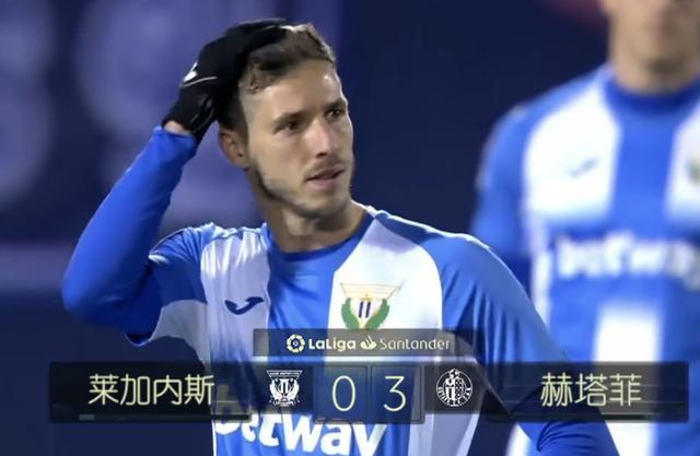 武磊加油,保级竞争对手3球惨败,西班牙人