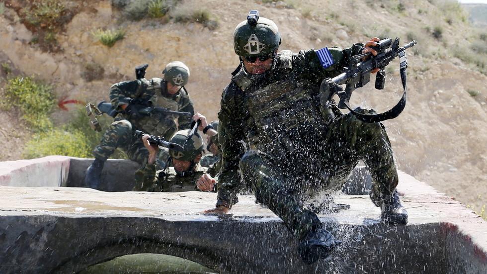 希腊提议派维和部队前往利比亚,与土耳其间冲突或因此加剧