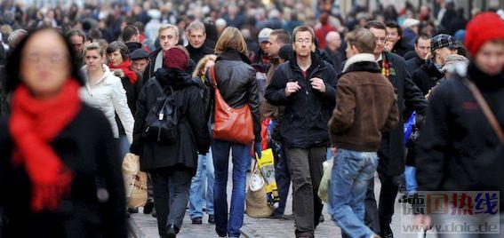 德国人口达到最高水平,劳动人口短缺的焦虑还在加大_德国新闻_德国中文网