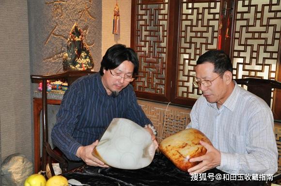 蒋有儒先生弘扬和传承玉文化,推动和田玉产业发展